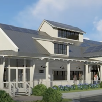 New Washington Square Development in Bluffton
